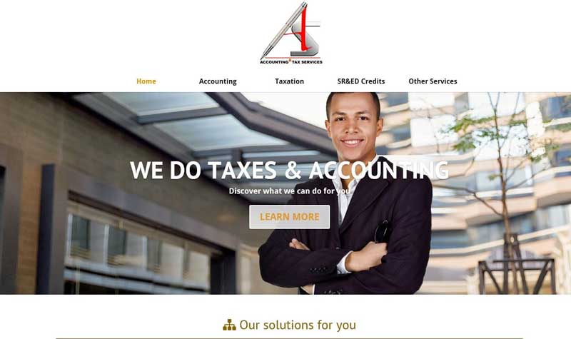 A.S. Accounting & tax services