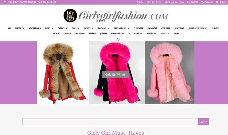 Girly Girl Fashion